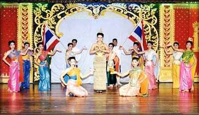 Thai Traditional Show